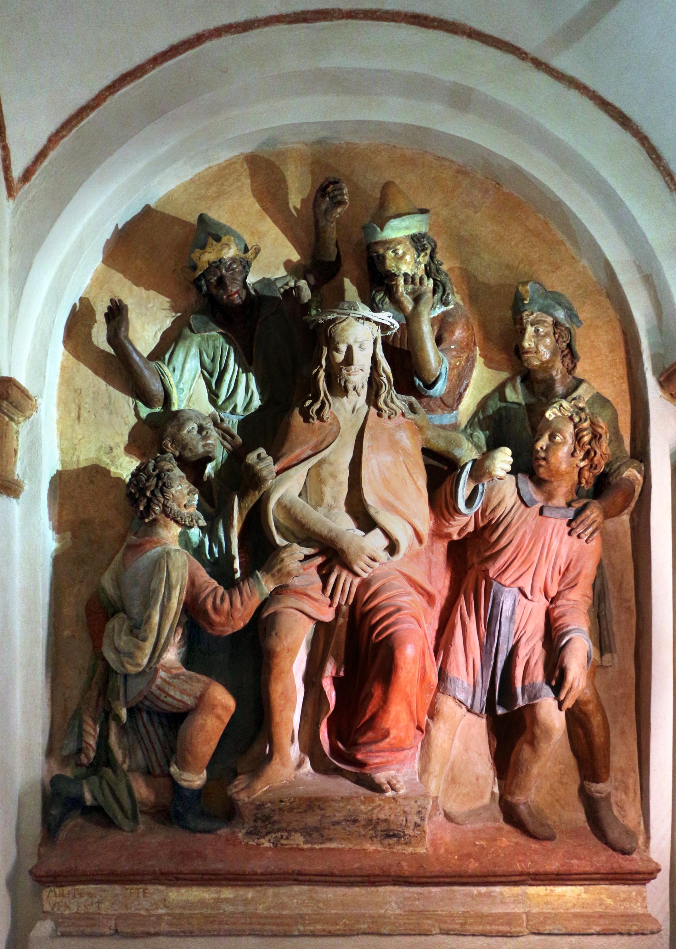 File cappella della casa di pilato cristo coronato di for Planimetrie della casa di piantagione