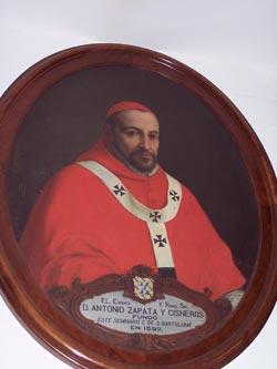 Zapata, Antonio (1550-1635)