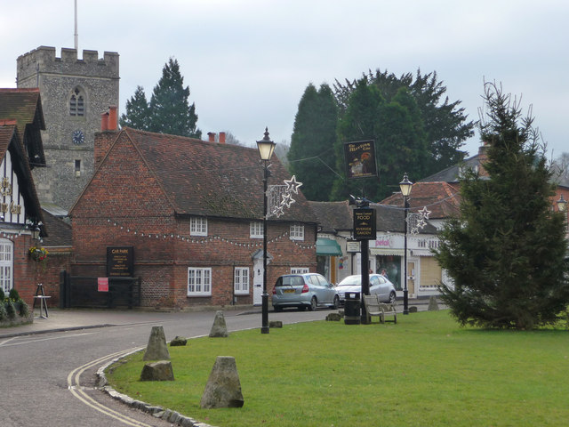 Chalfont St Giles - geograph.org.uk - 1101064