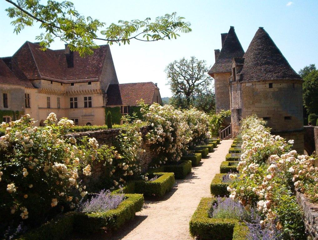 File chateau et jardins de losse montignac lascaux for Jardin in french
