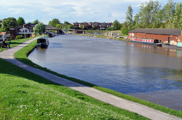 Chester Canal - geograph.org.uk - 847525