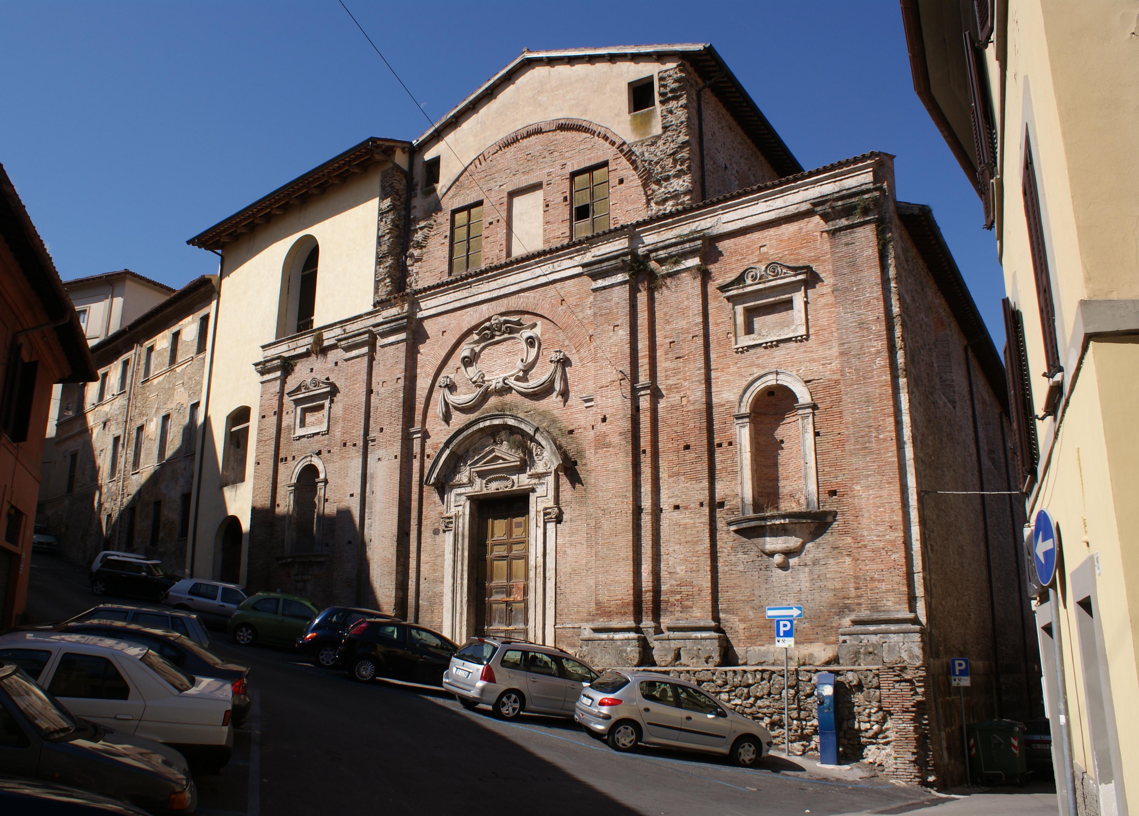 File chiesa di sant 39 antonio abate wikimedia for Arredo bimbo sant antonio abate