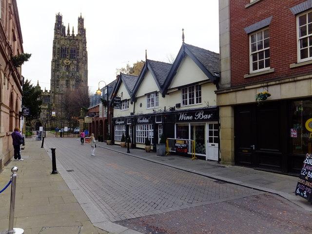 Church Street, Wrexham (geograph 3755262)