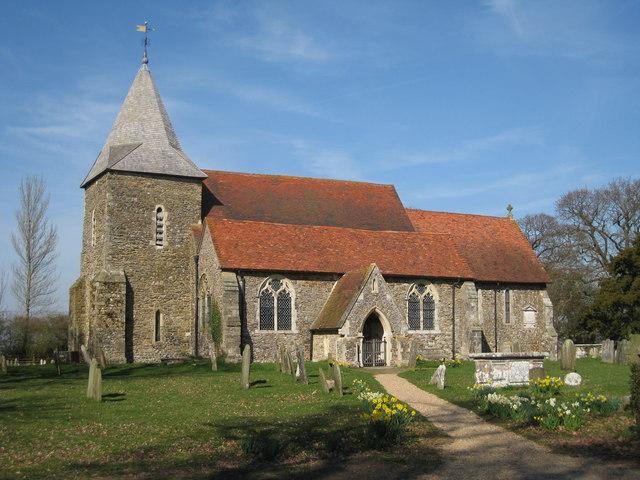 File:Church of St Peter and St Paul, Church Lane, Peasmarsh - geograph.org.uk - 1212775.jpg