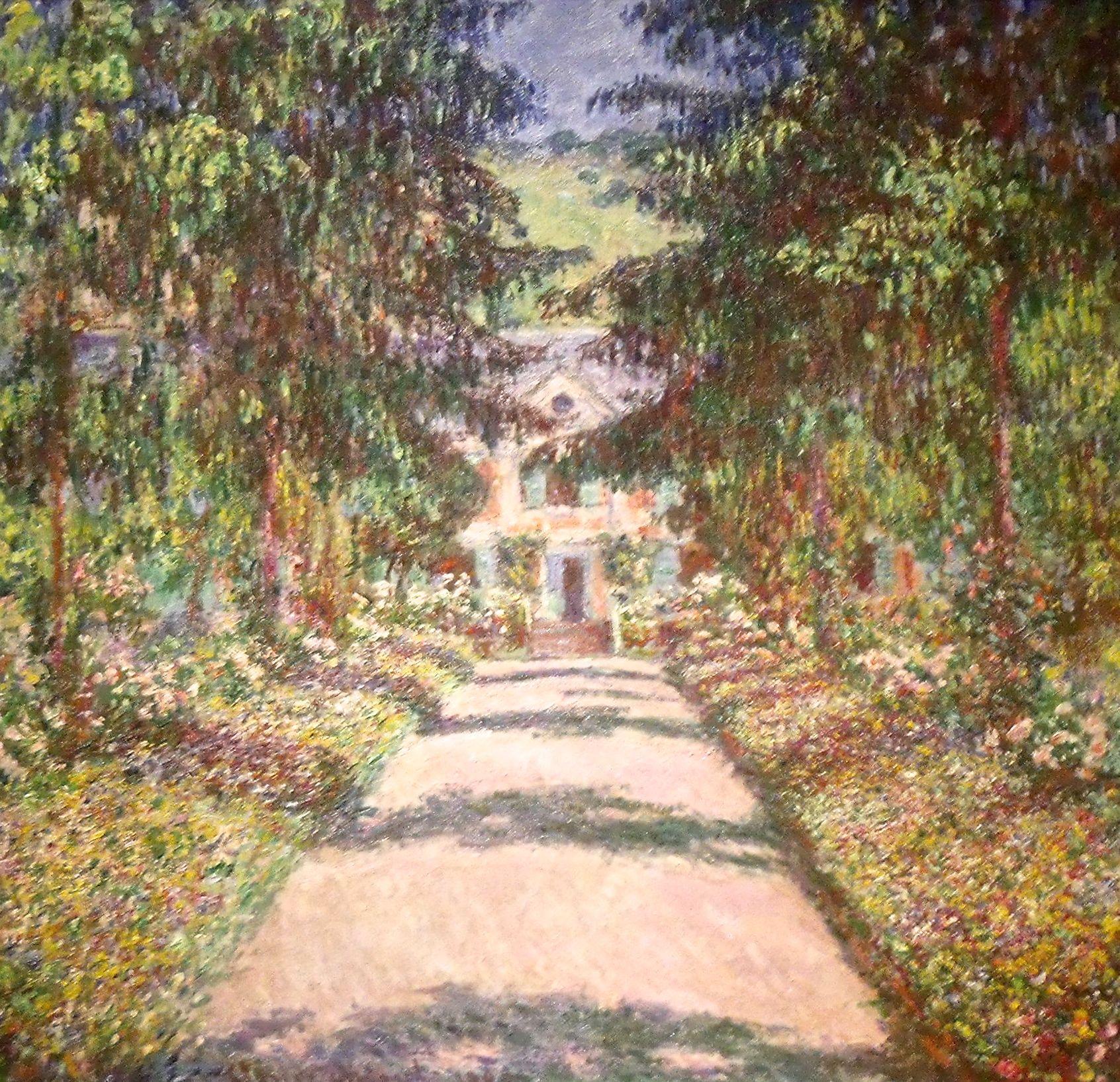 File Claude Monet La Grande All 233 E 224 Giverny 1900 Jpg