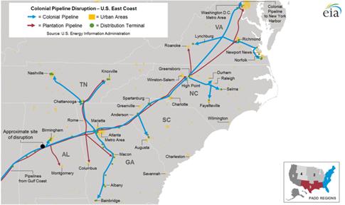Colonial Pipeline Disruption U.S. East Coast (29877529455)