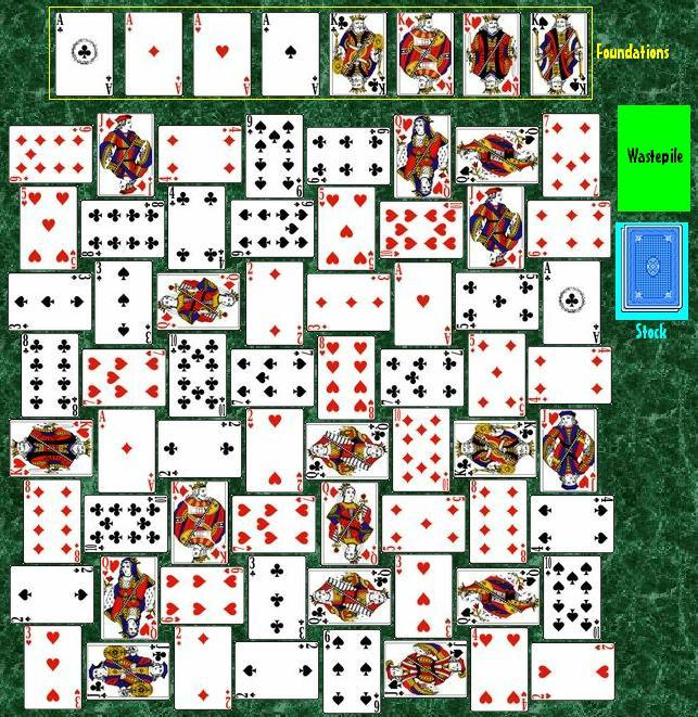 Image result for public domain images computer solitaire