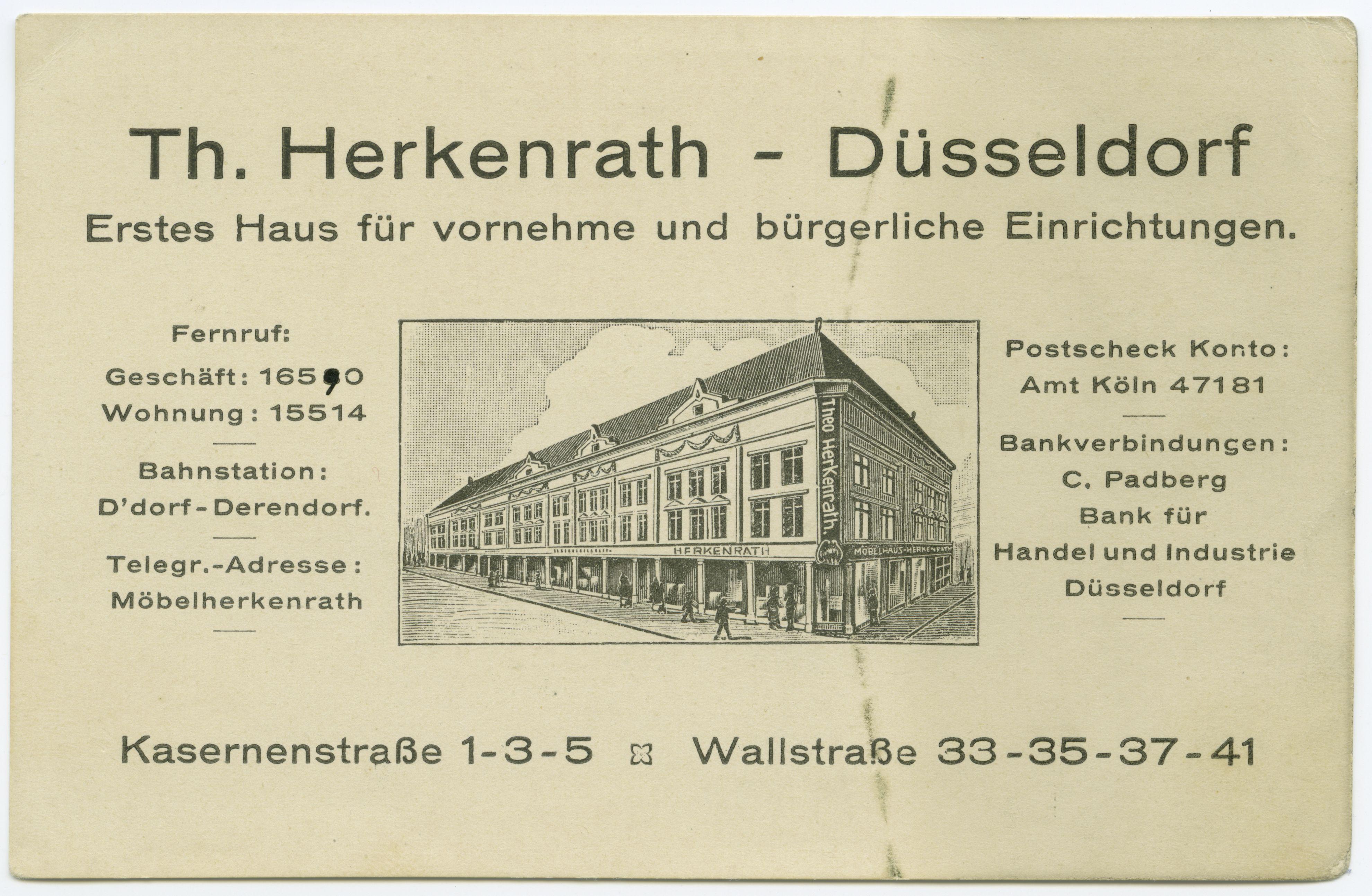 Bezaubernd Möbelhaus Köln Foto Von File:düsseldorf, Geschä Kasernenstraße 1-3-5