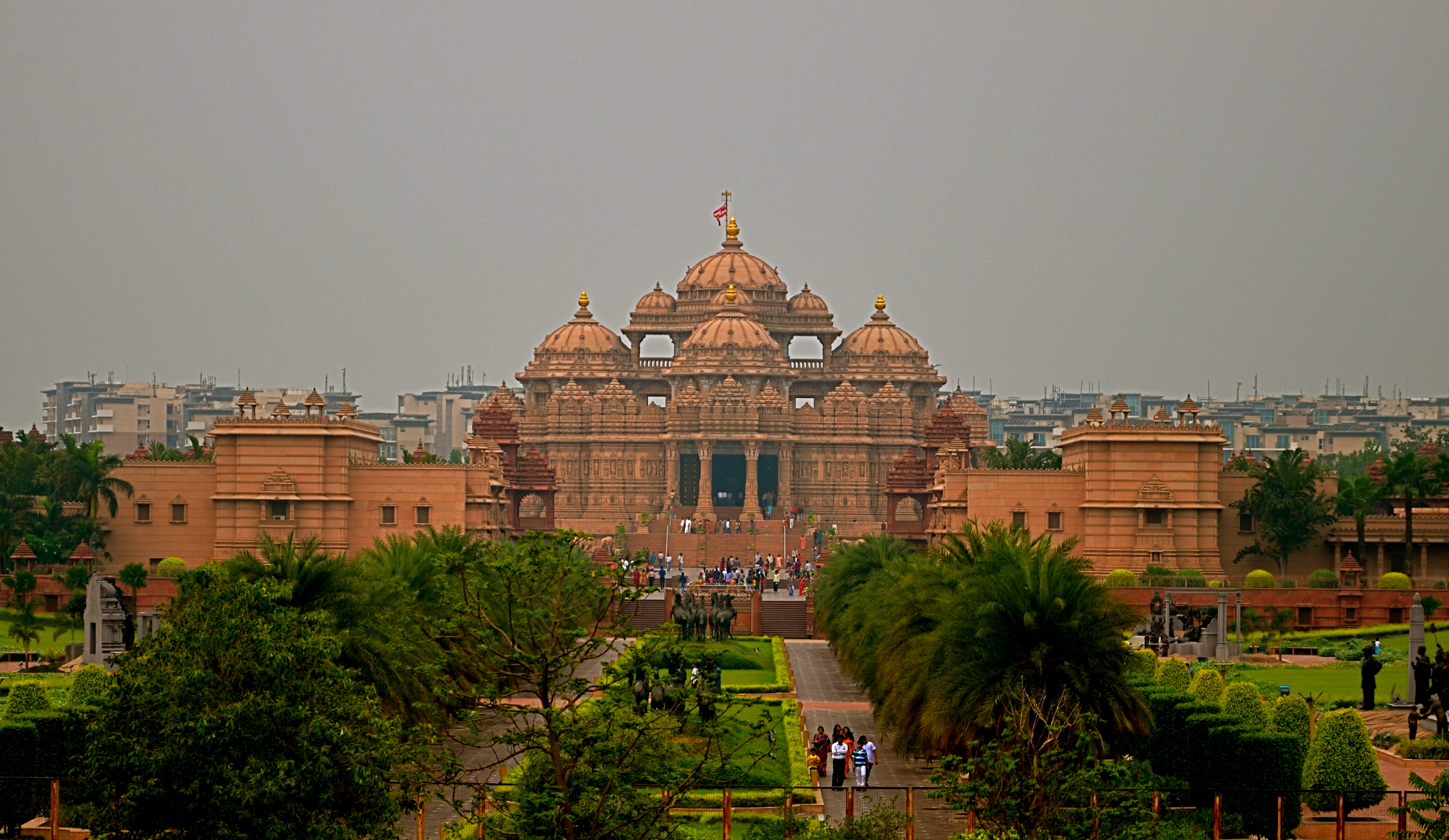 Akshardham Temple, Delhi: Timings, Tickets, Things To do...etc In 2020 2
