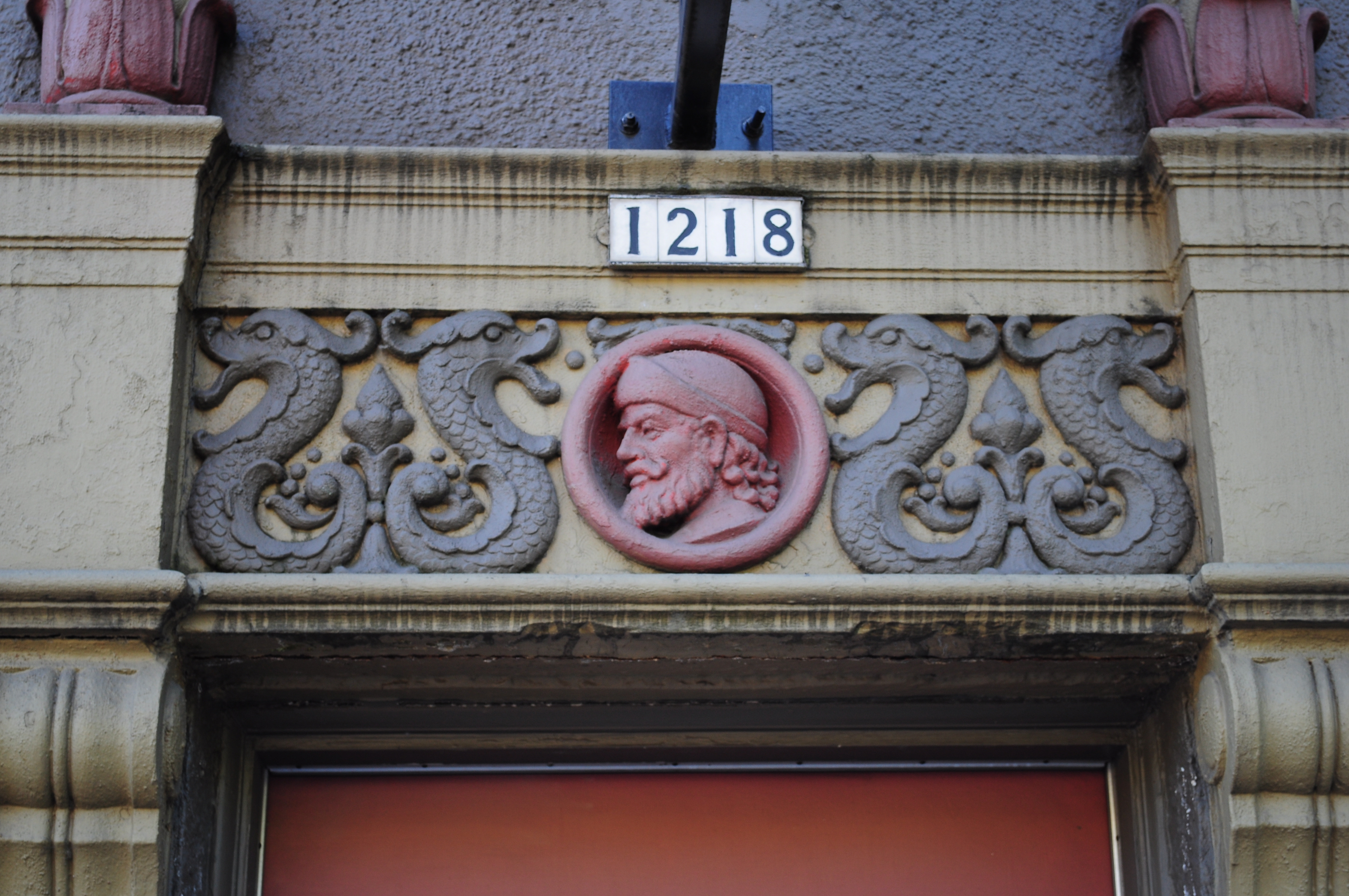 File:Detail -1218 NW Glisan Street, Portland, Oregon 02.jpg