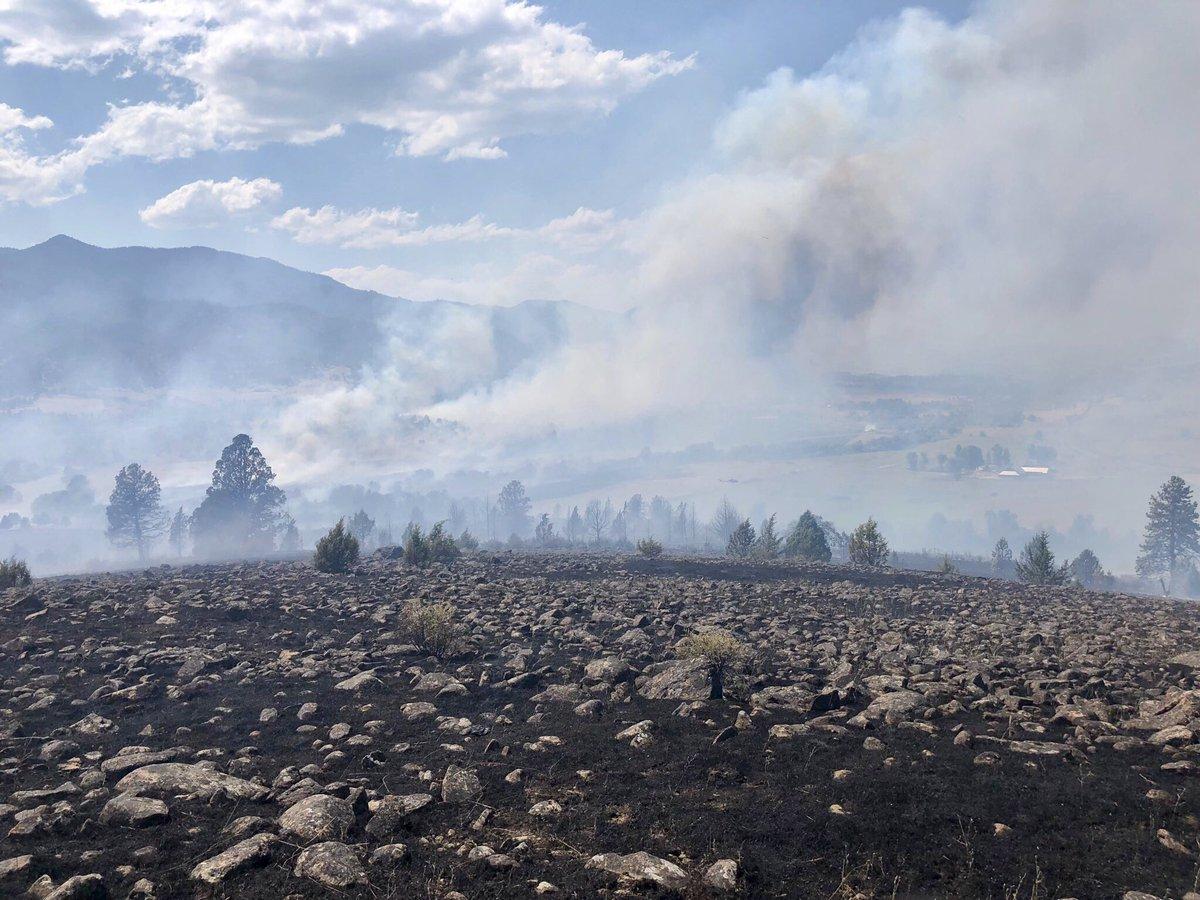 Pawnee Fire - Wikipedia