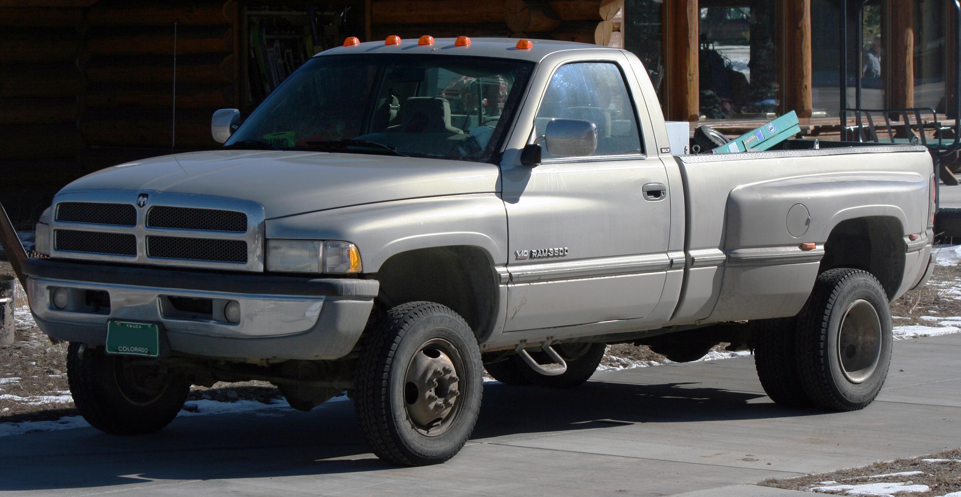 File Dodge Ram V10 3500 Jpg Wikipedia