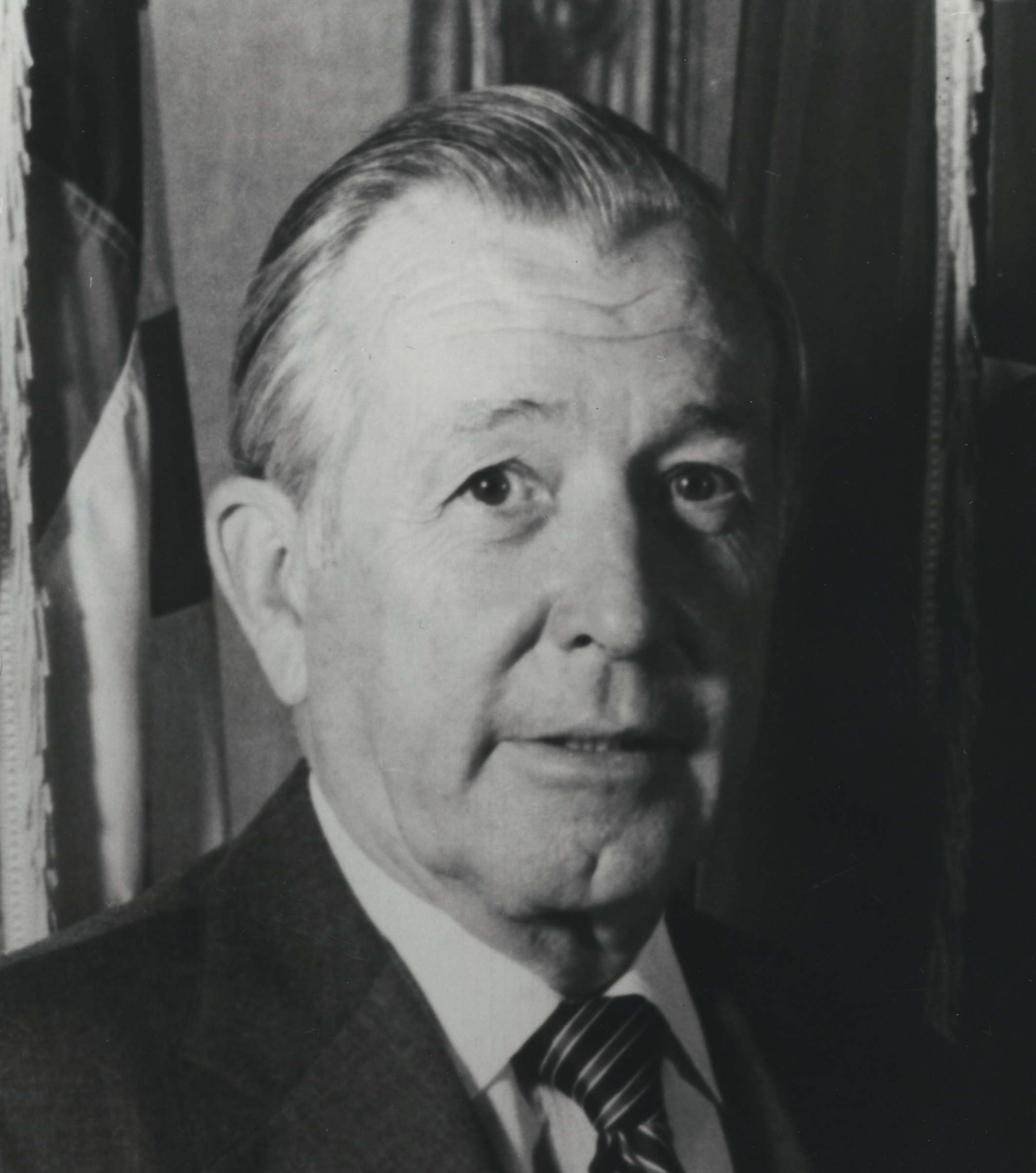 Donald Regan en 1982.