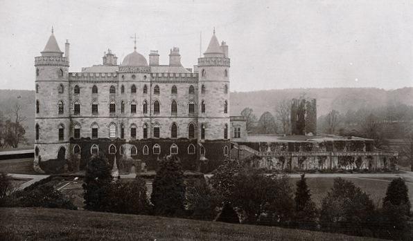 slottet Douglas dating oddetalls timer dating
