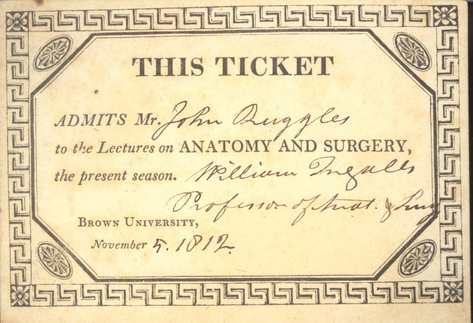 Filedr William Ingalls Lectures On Anatomy And Surgery Brown