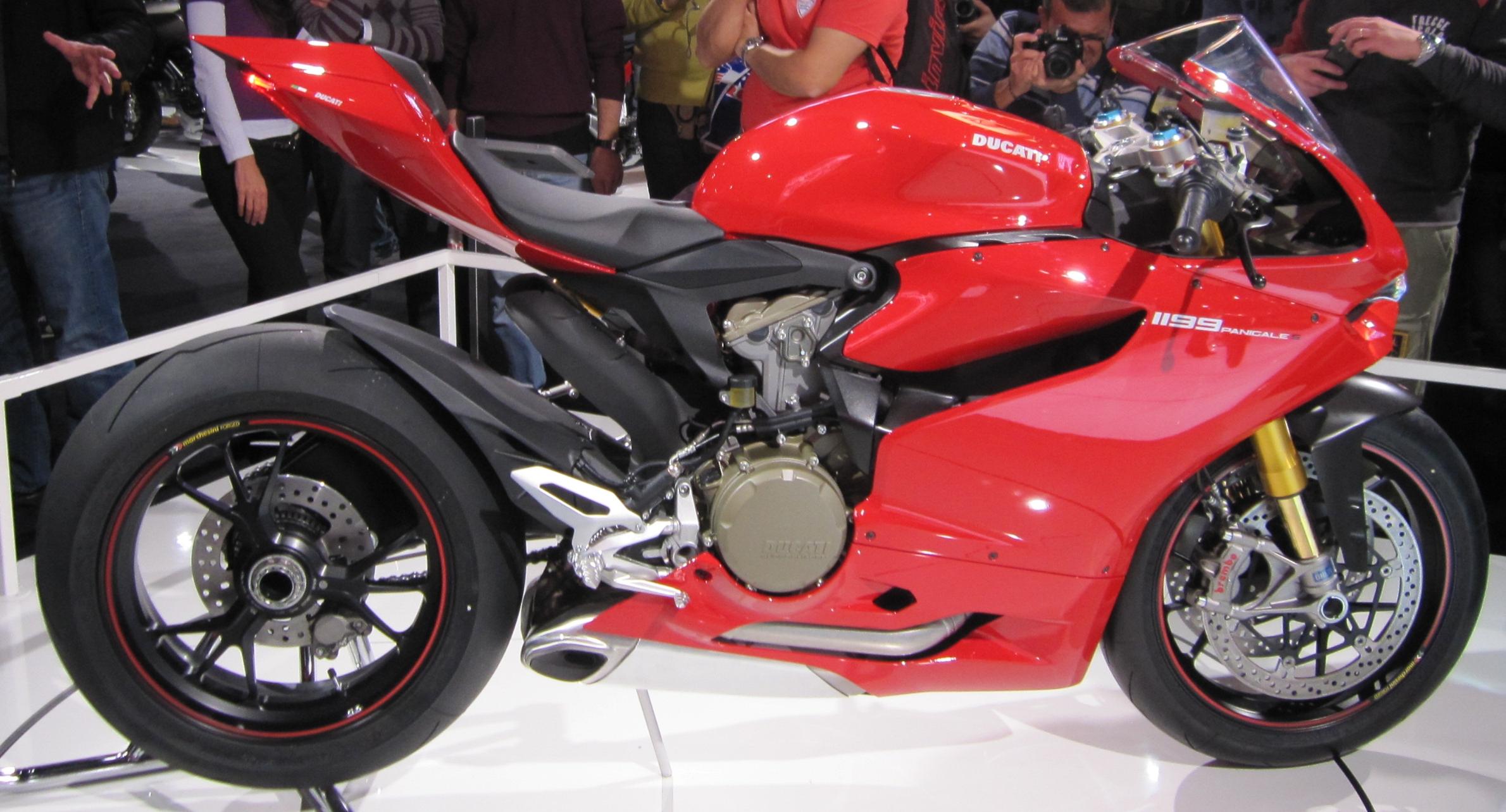 Ducati 1199 Vikipediya