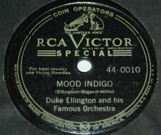 Mood Indigo song