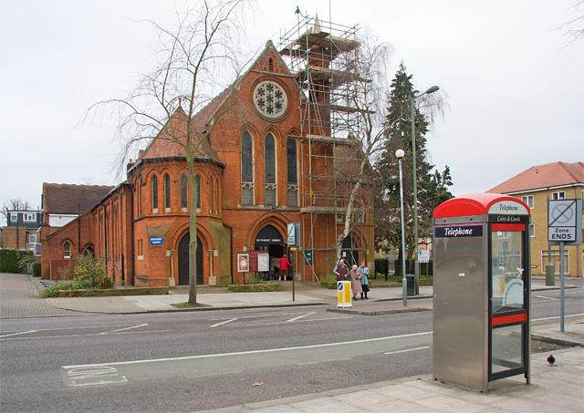 East Finchley Methodist Church