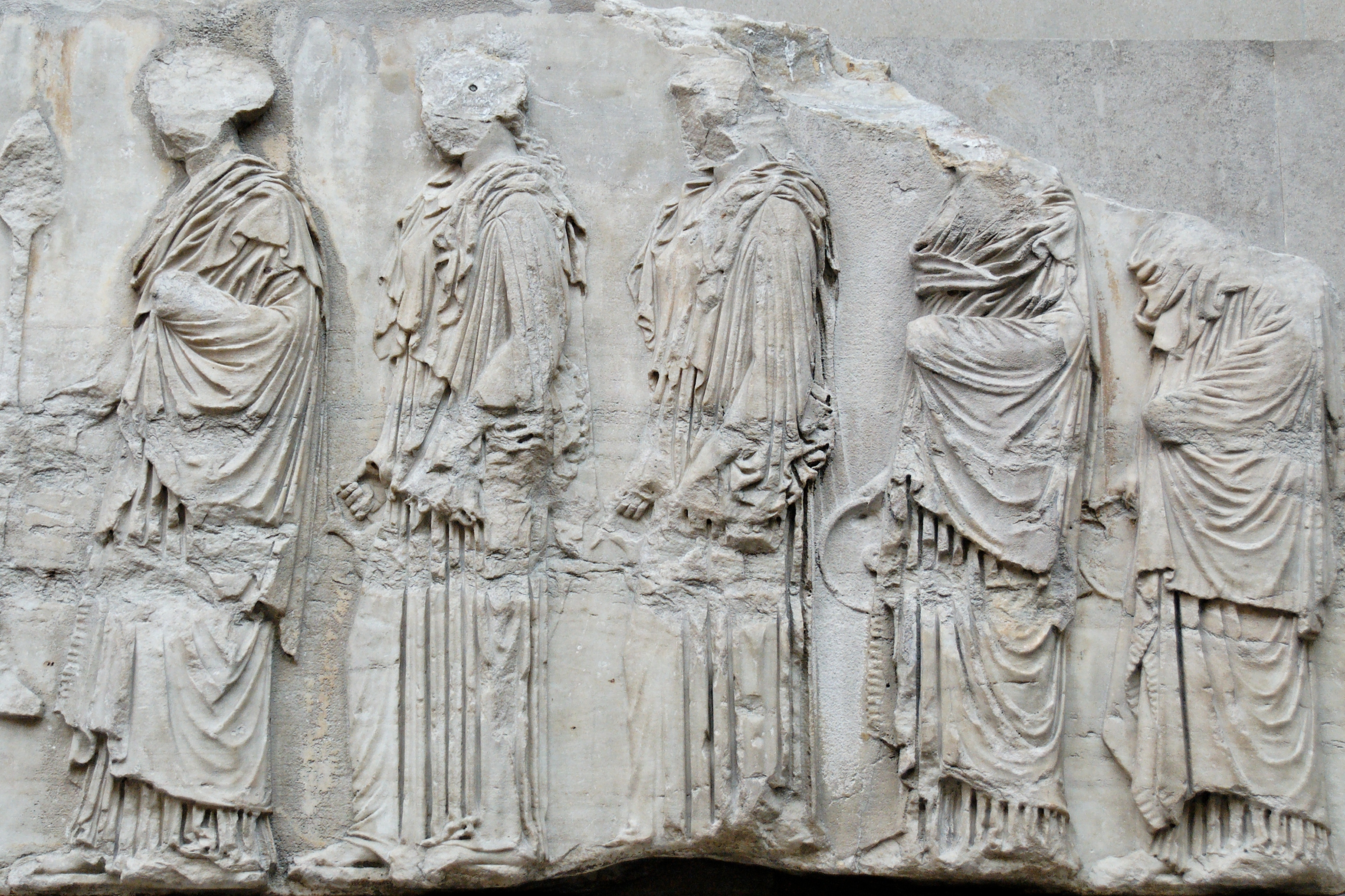 File:East frieze 57-61 Parthenon BM.jpg - Wikimedia Commons