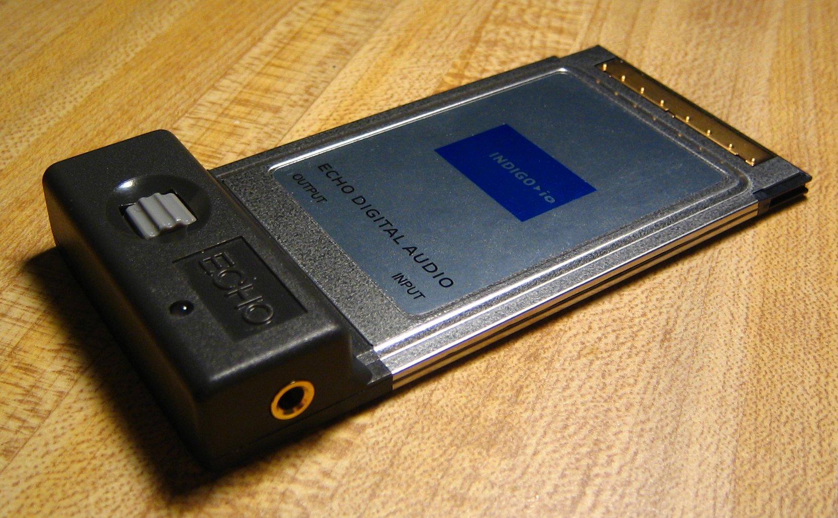 Drivers Update: Echo Digital Audio Indigo dj