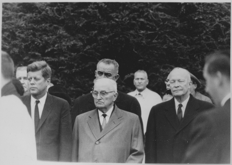 American presidents fdr truman eisenhower jfk