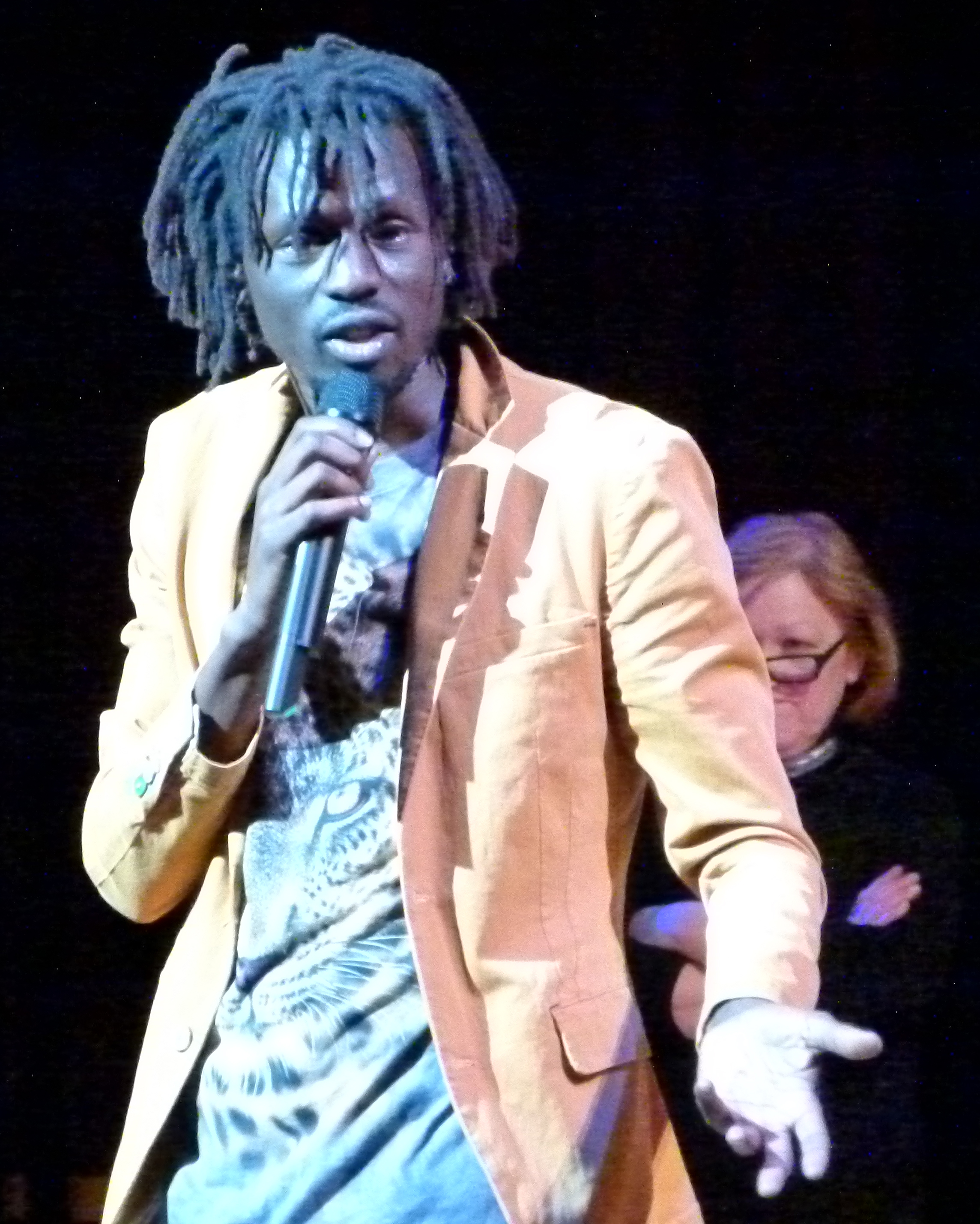 emmanuel jal kuar lyrics