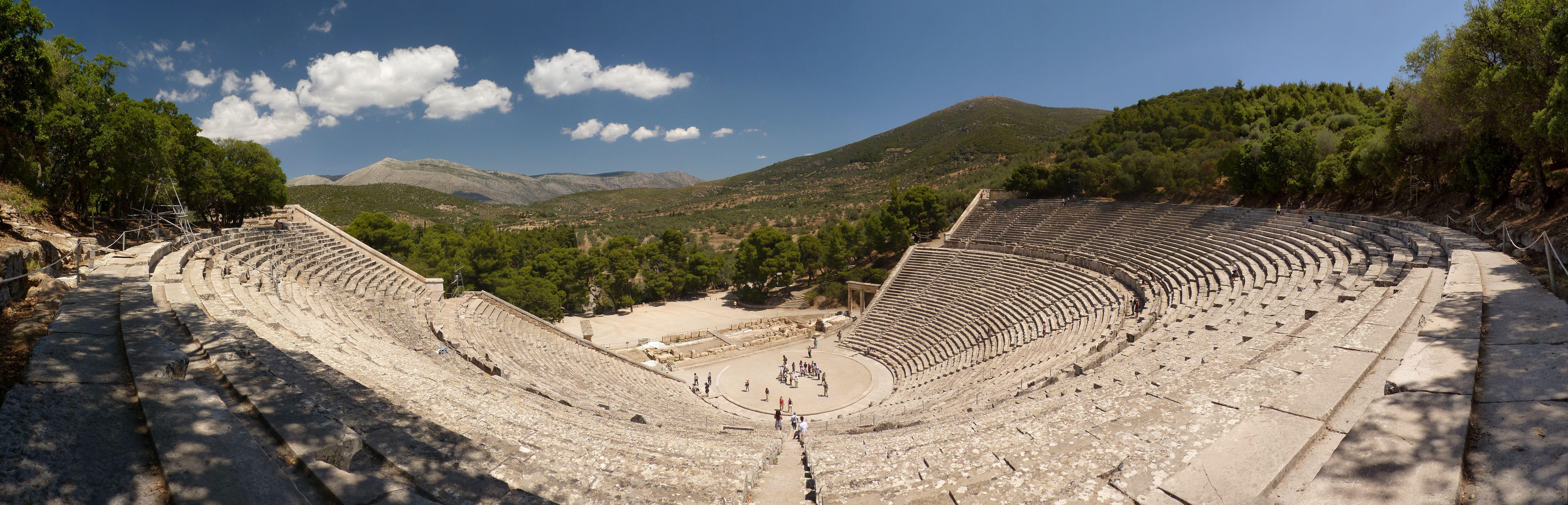 Epidavros Theatre Location Sublime D 233 Cor Antique Pour Vous 233 Pater D 201 Couvrir La Gr 200 Ce