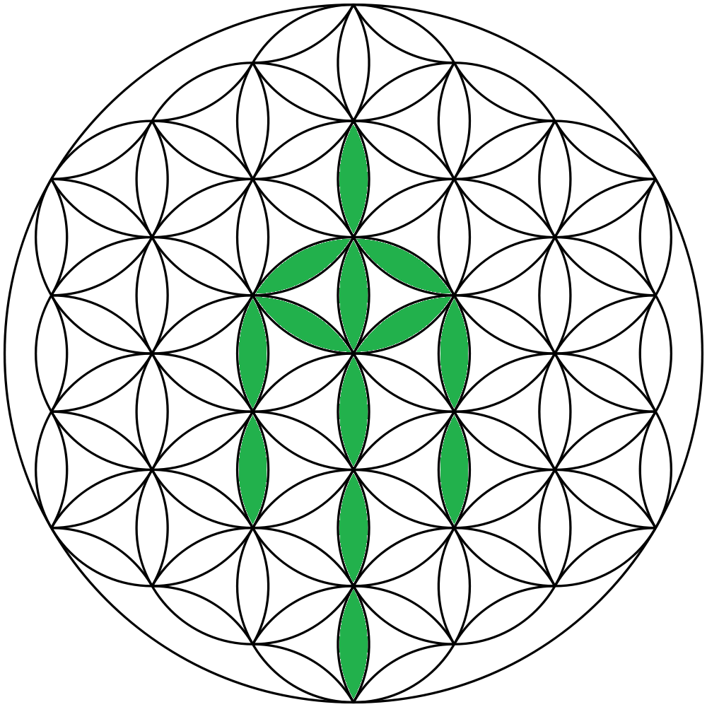 file flower of life 1 png wikimedia commons. Black Bedroom Furniture Sets. Home Design Ideas
