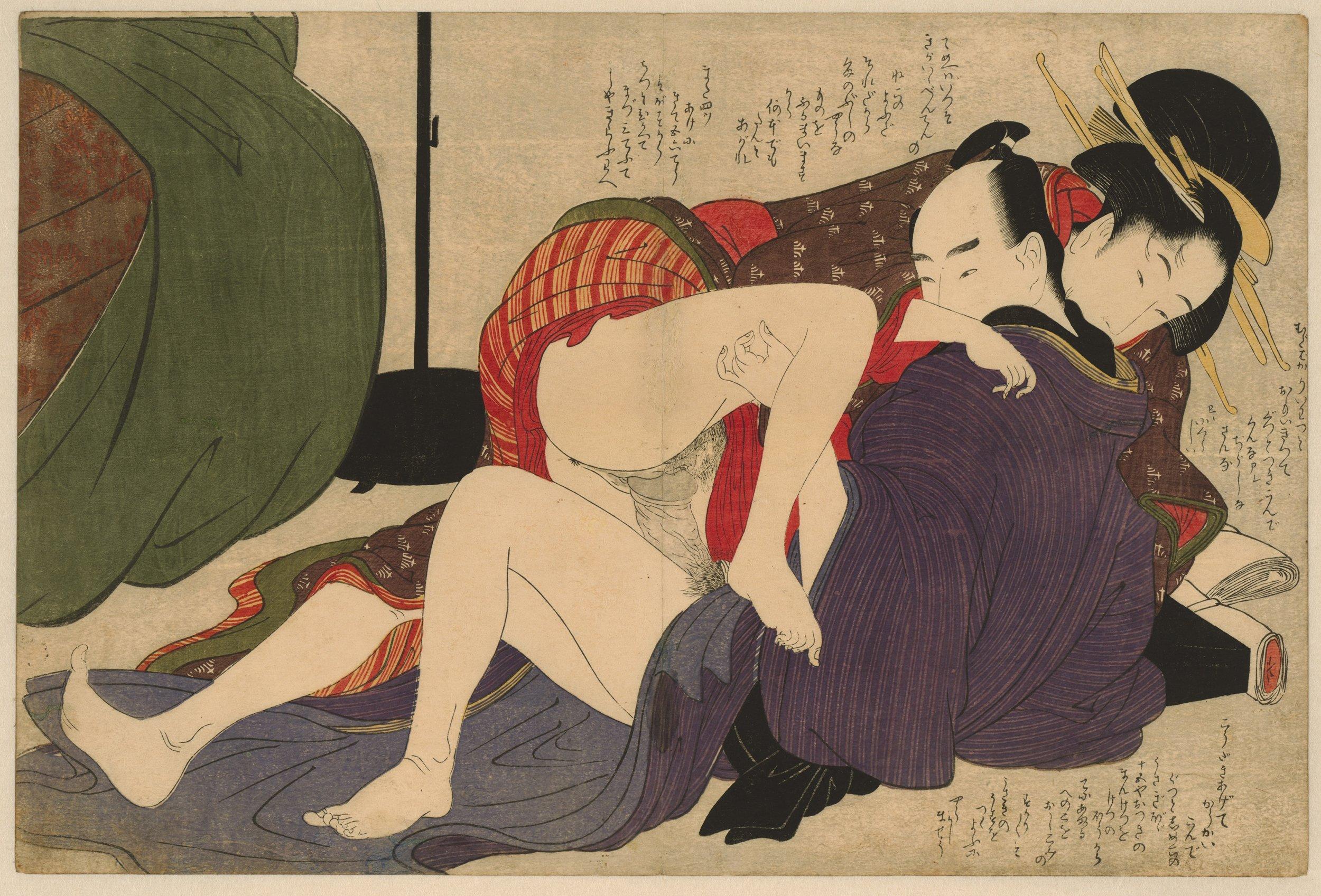 erotic-japanese-woodblock