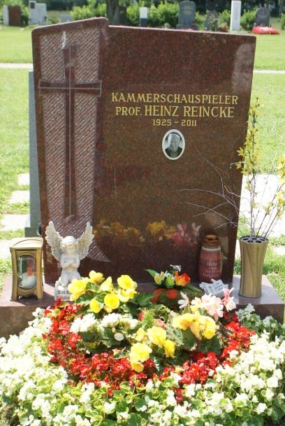 Grab von Heinz Reincke