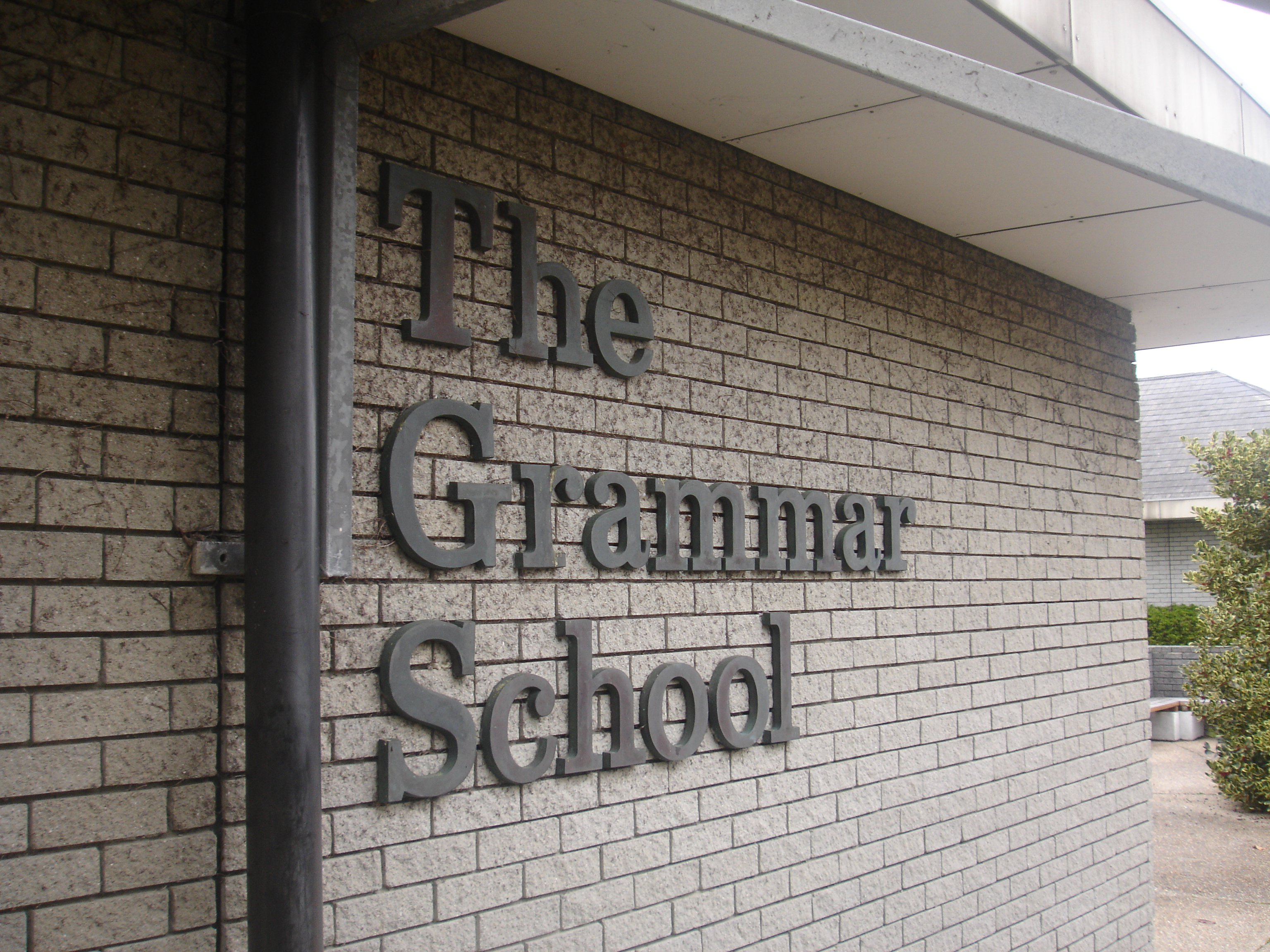 Grammar Schools or Further Education?