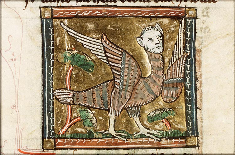 Las Harpías en la mitología griega