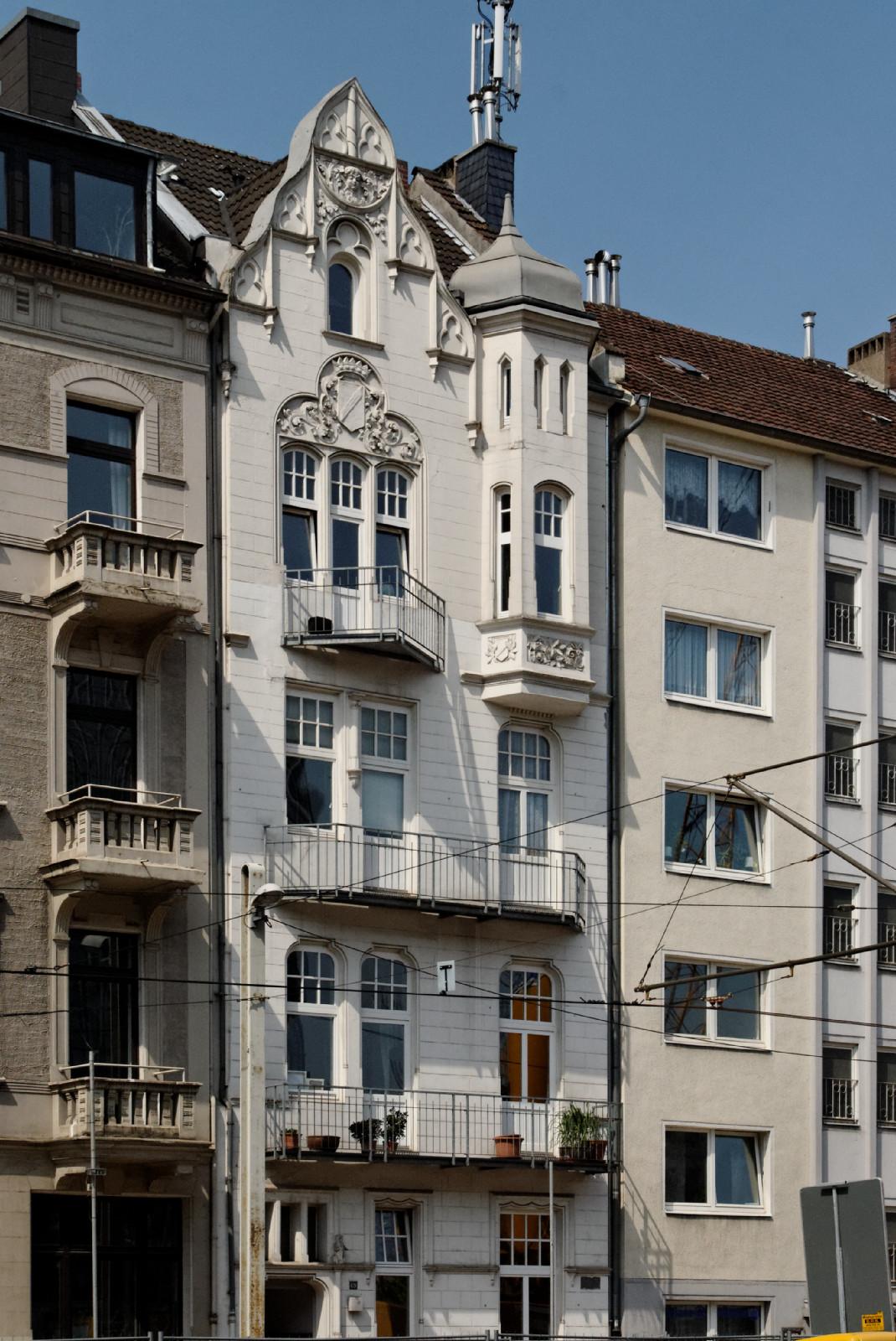 Datei haus elisabethstrasse 69 in duesseldorf unterbilk - Haus 69 ...