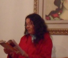 Silko at a 2011 reading