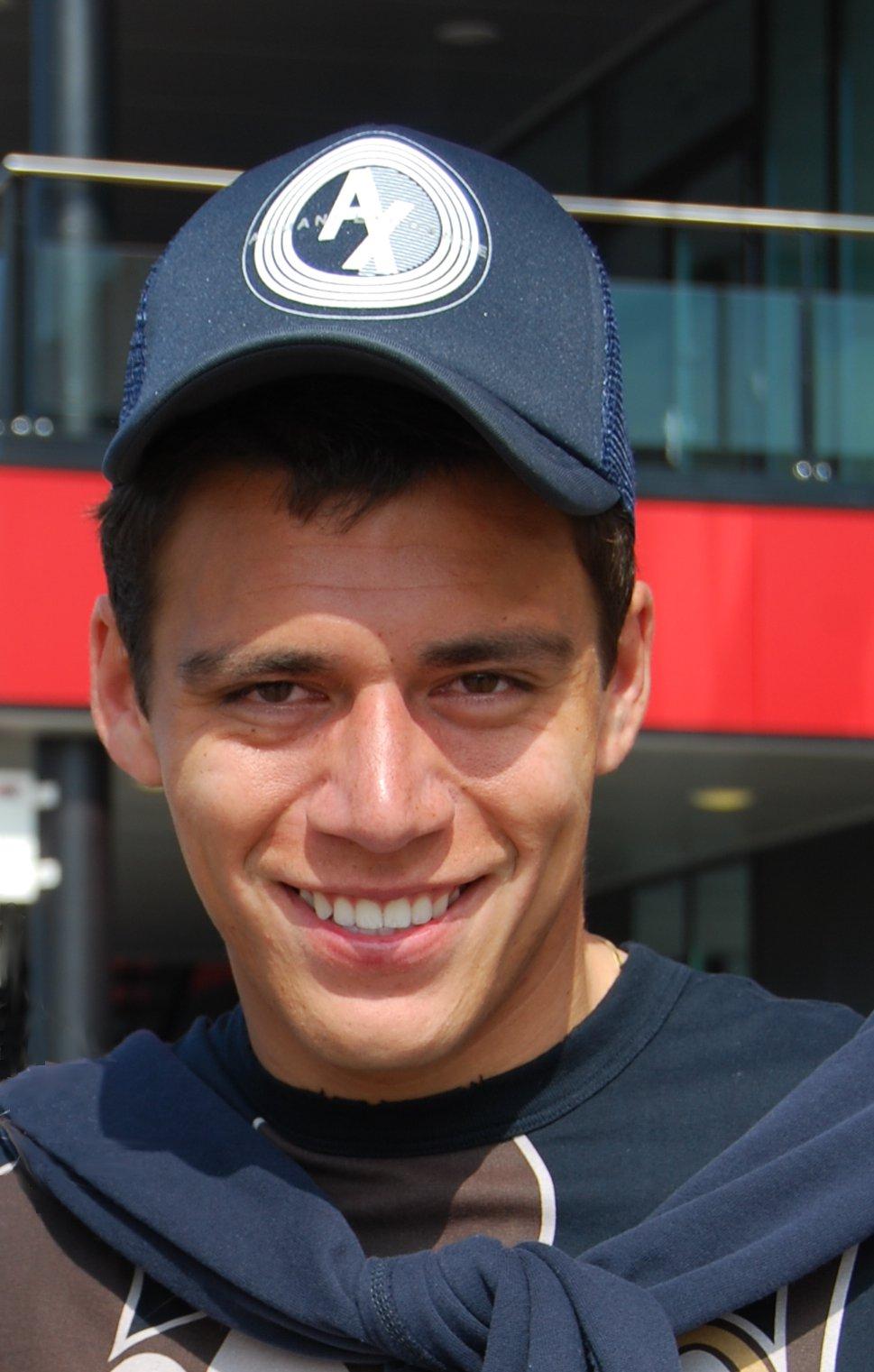 Fussballspieler Hector