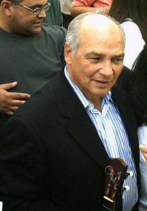 Hernán Gamboa en el año 2006