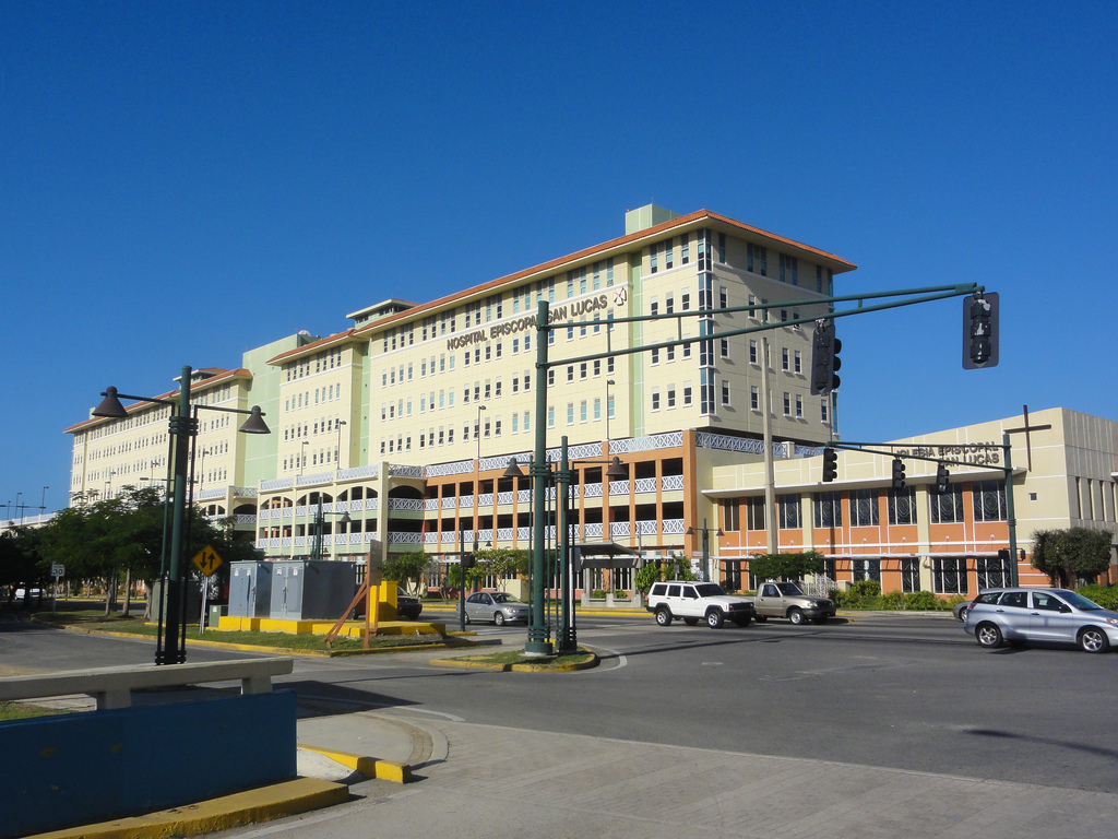 Hospital Episcopal San Lucas - Wikipedia