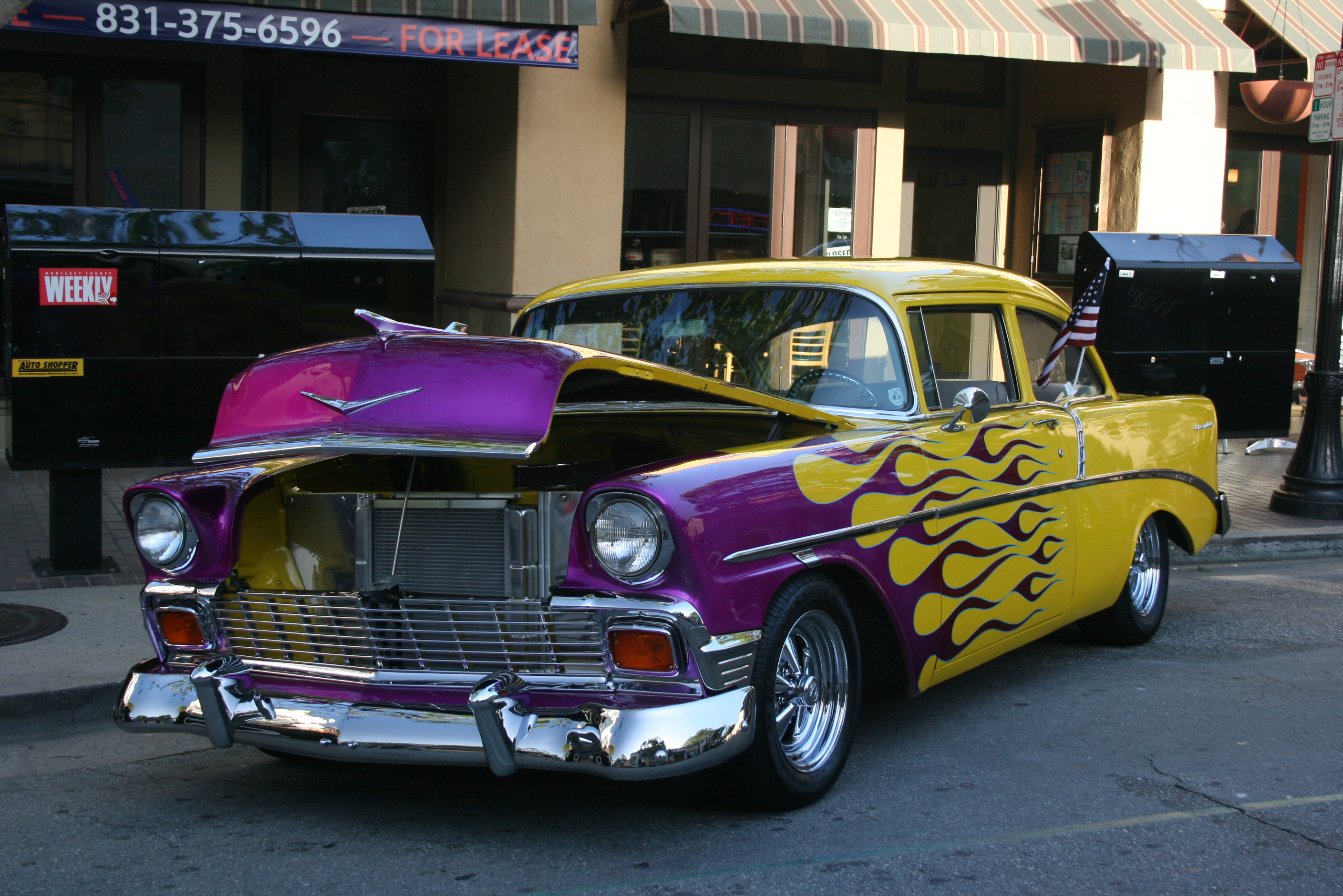 File:Hot Rod and Custom Car meet, Monterey - Flickr - Supermac1961 ...