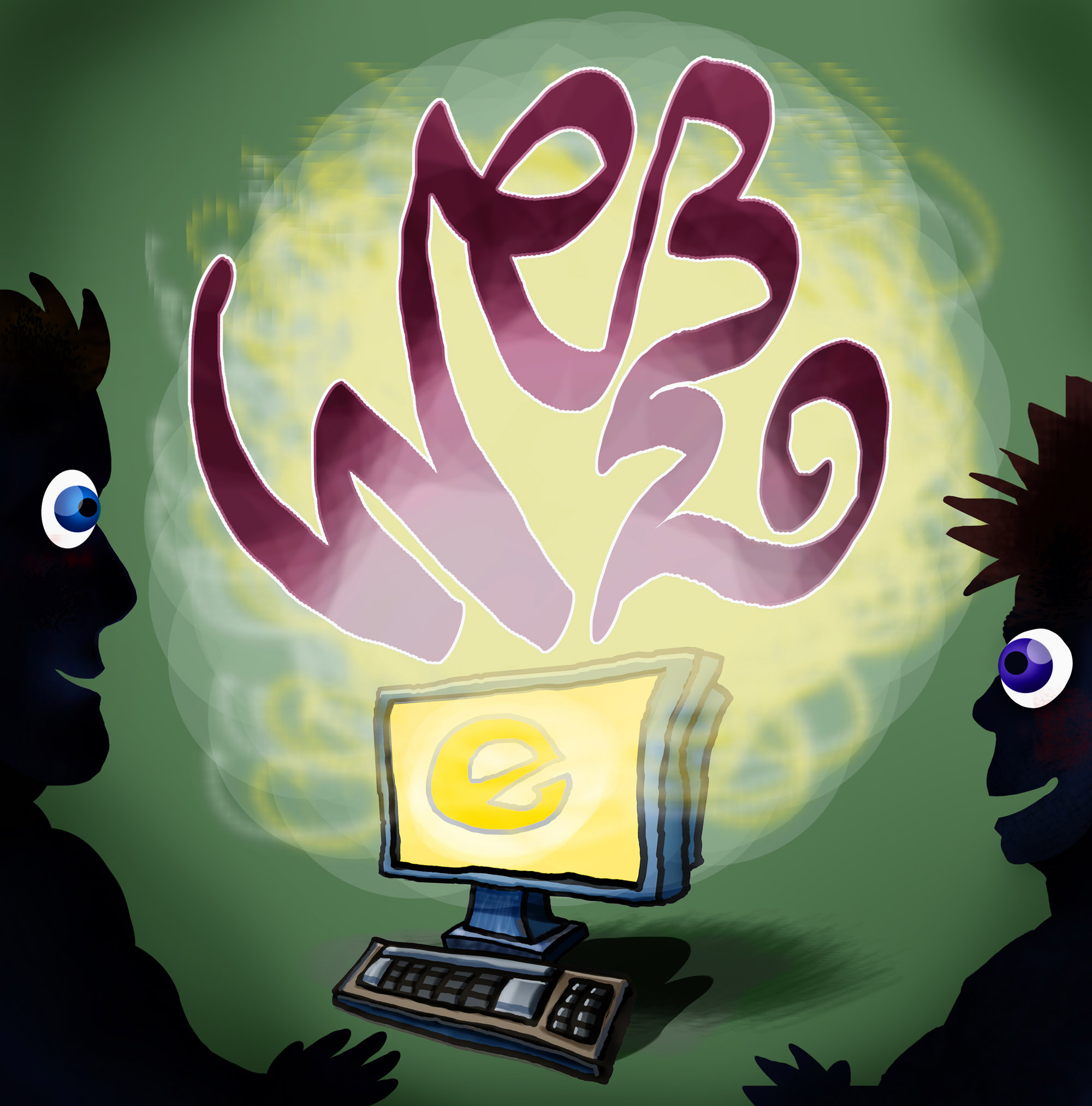 Internet-Generation, Quelle: WikiCommons, siehe Ende des Artikels