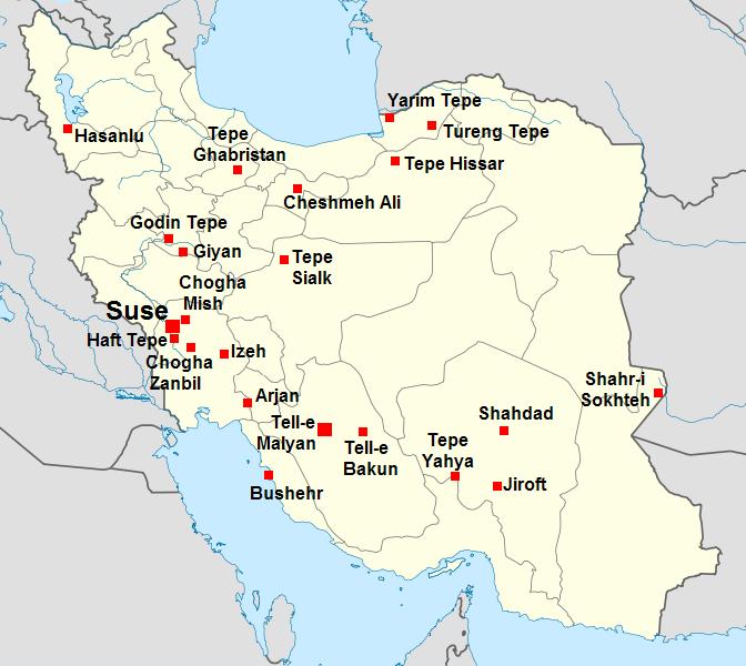 Iran Karte Deutsch.Geschichte Irans Wikipedia