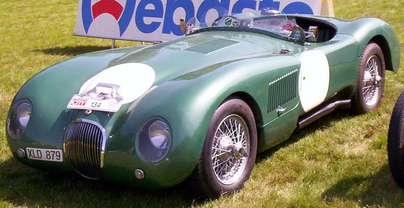 File:Jaguar XK120C Replica 1952 jpg - Wikimedia Commons