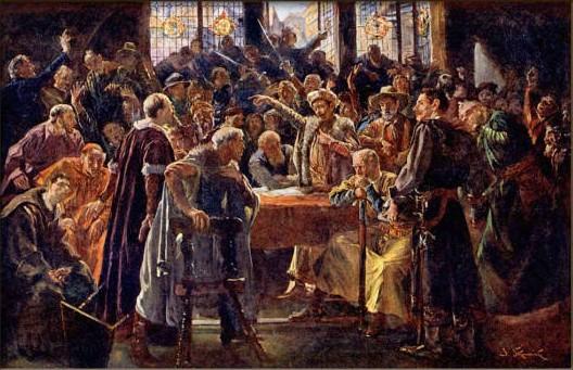 Soubor:Jan Skramlík - Čáslavskýsněm v červnu 1421.jpg