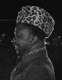 Jean Nguza Karl-i-Bond Democratic Republic of the Congo politician