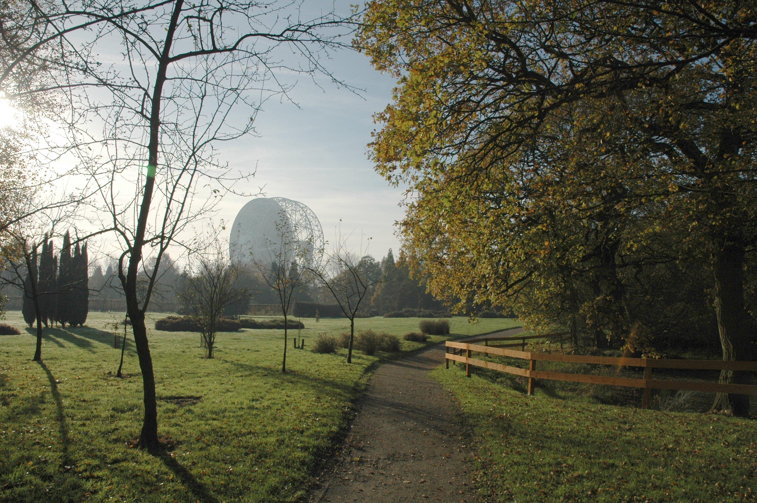 Arboretum & Telescope