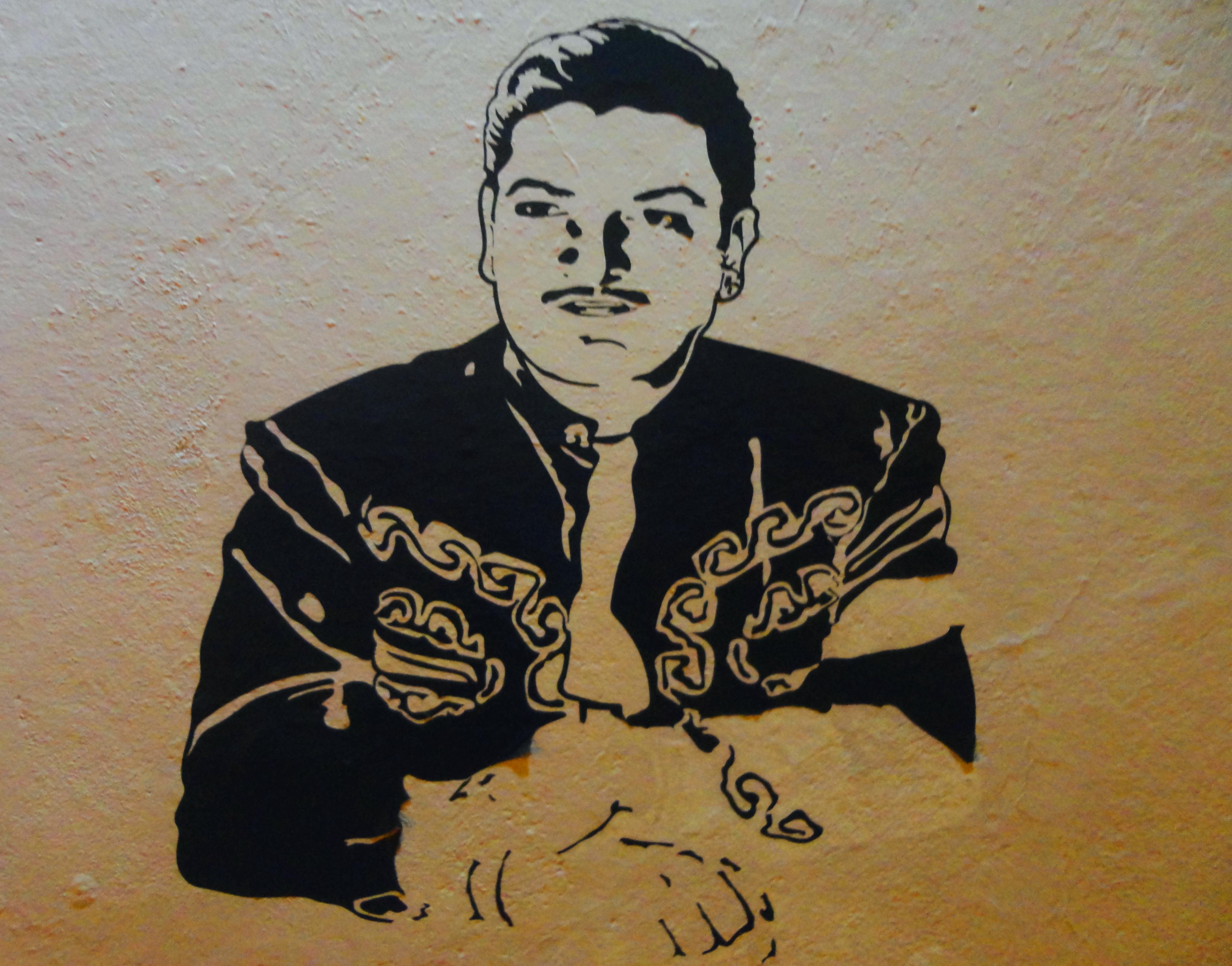 Jiménez in the 1970's