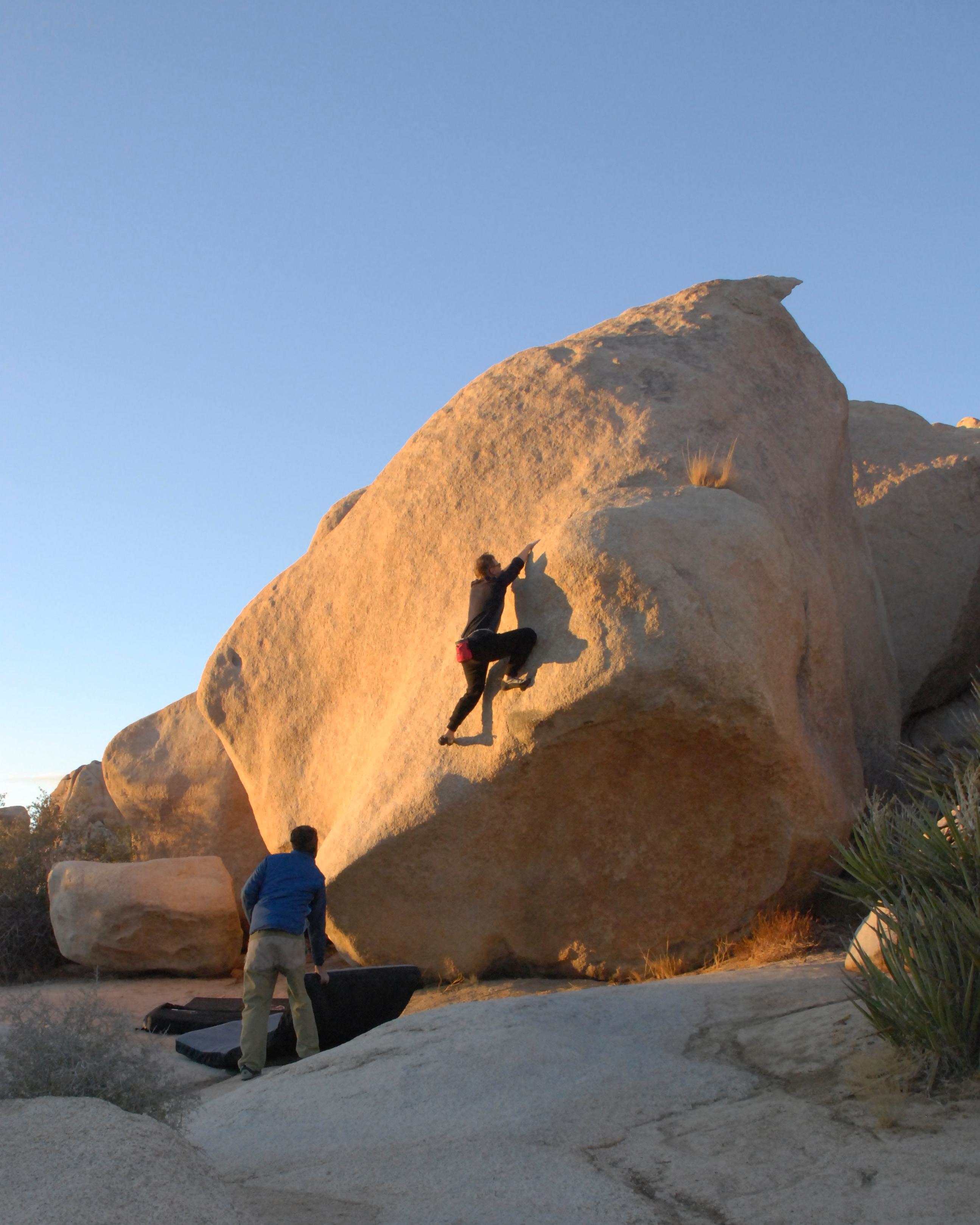Joshua Tree Bouldering Tour
