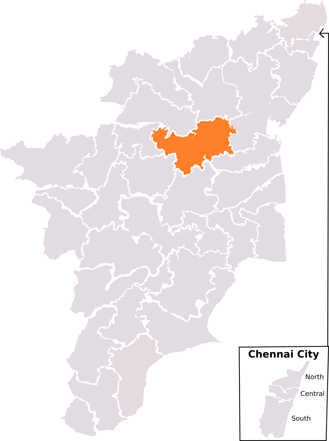 Kallakurichi (Lok Sabha constituency) - Wikipedia