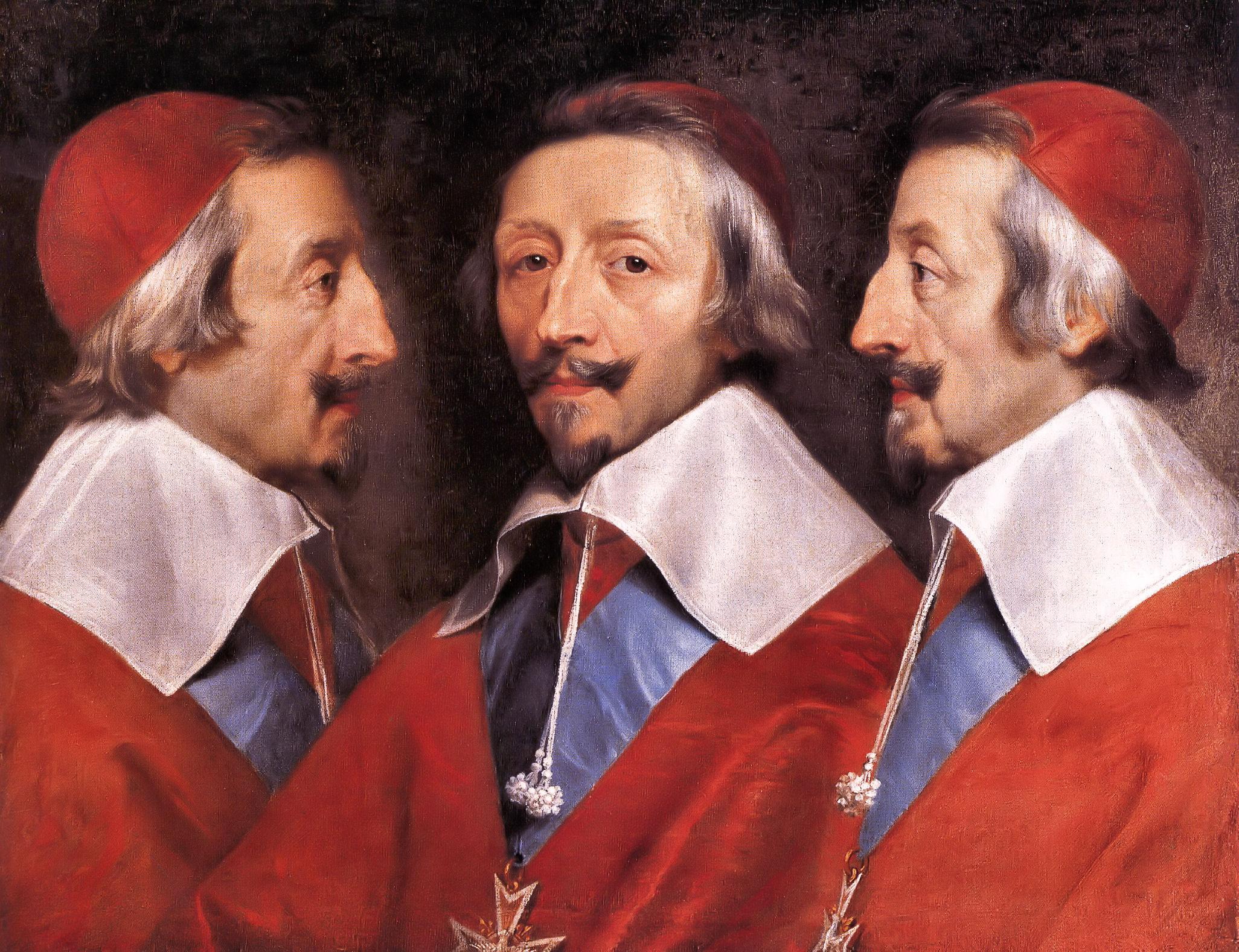 Cardenal Richelieu Wikiquote