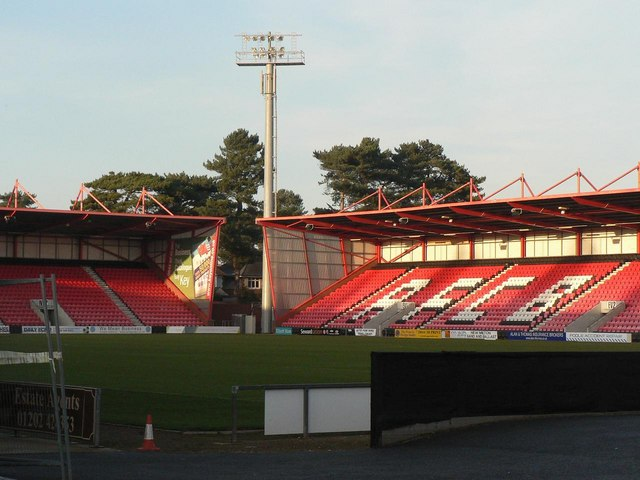 File:King's Park, AFC Bournemouth - geograph.org.uk - 638680.jpg