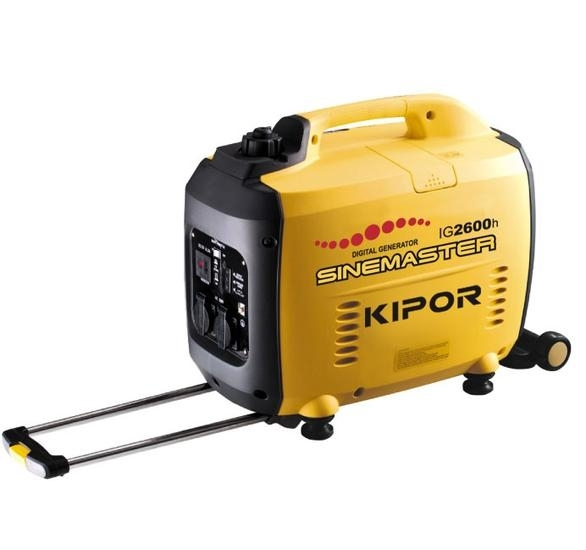 sinemaster IG2600h inverter - Portable Generator vs Inverter? Which is right for you?